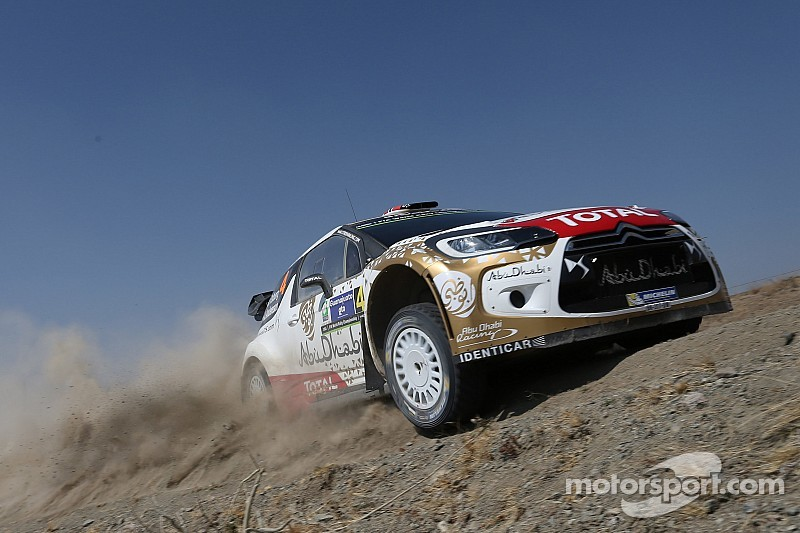 Mads Østberg sets his sights on second place