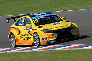 WTCC Race report LADA Sport Rosneft leave Argentina with many positives after tough race debut for the VESTA TC1