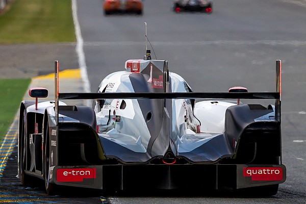Le Mans Commentary Flashback: Le Mans 2000 and the Audi idea of changing the rear end