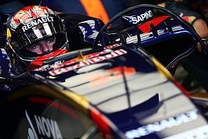 Формула 1 Отчет о квалификации Ферстаппену помешала боль в плече