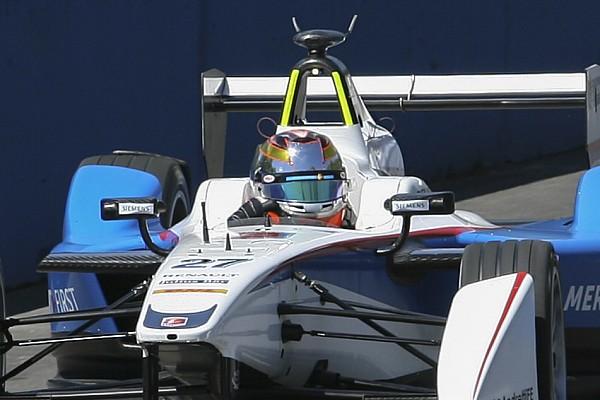 Формула E Жан-Эрик Вернь завоевал поул на этапе Формулы Е в Майами