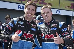 Supercars Reporte de la carrera Winterbottom se lleva toda las carreras en el Gran Premio de Australia