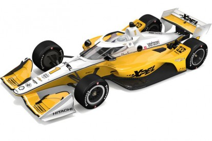 IndyCar 2020: Josef Newgarden wählt Startnummer 1