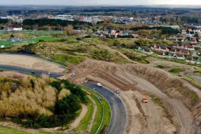 Steilkurve in Zandvoort: So wurde die verrückte Formel-1-Idee Realität
