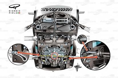 Formel-1-Technik: Das wahre Geheimnis hinter Mercedes' DAS-System?