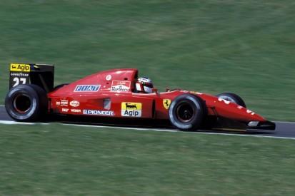 Warum der Ferrari F92A in der Formel 1 1992 wirklich floppte