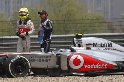 Julian Jakobi: Deswegen scheiterte Sergio Perez 2013 bei McLaren