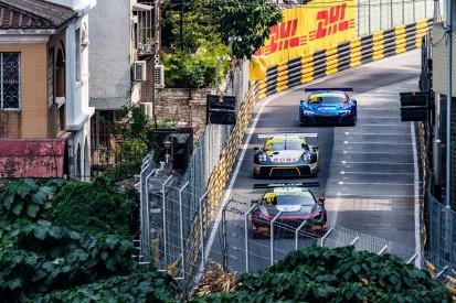 FIA-GT-Weltcup in Macau 2020 fällt COVID-19-Pandemie zum Opfer