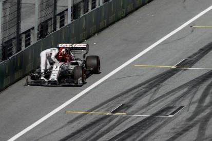 Alfa Romeo: Saftige Geldstrafe für Räikkönens Reifenpanne