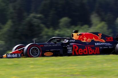 Max Verstappen: Honda hat auf Mercedes Boden verloren