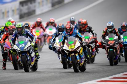 MotoE-Weltcup: Technische Änderungen für zweite Saison