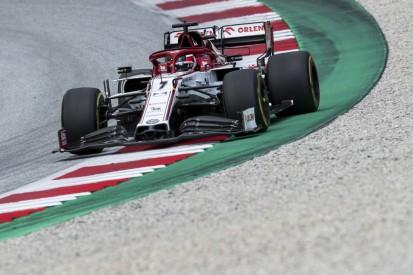 Kimi Räikkönen: Zu wenig Benzin, WM-Punkt verpasst