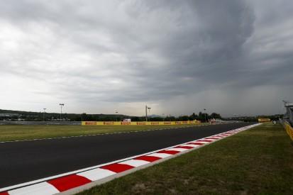 Formel-1-Wetter Ungarn: Chance auf Regen am Freitag am größten