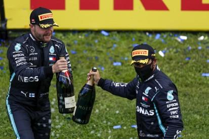 Valtteri Bottas: Niederlage gegen Hamilton kein Nackenschlag für die WM