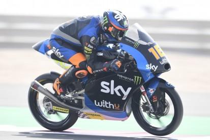 Moto3 Jerez (2) FT3: Andrea Migno mit neuem Streckenrekord vorn