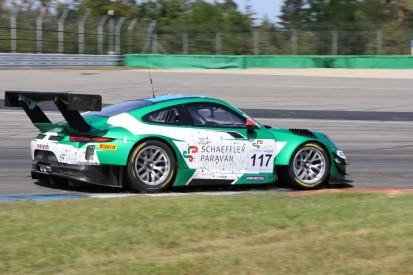 GT-Masters: Erster Renneinsatz für Auto ohne Lenksäule