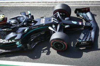 F1 Silverstone 2020: Temperatur sinkt, Mercedes auf Pole-Kurs