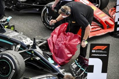 Reifendrama in Silverstone: War Kimi Räikkönen an allem schuld?