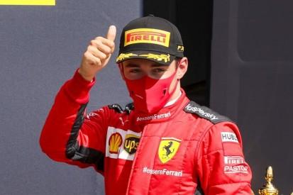 Ross Brawn: Charles Leclerc fährt schneller als es der Ferrari zulässt