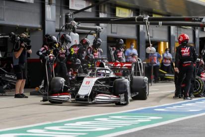 Romain Grosjean: Verpatzter Boxenstopp hat einen Punkt gekostet