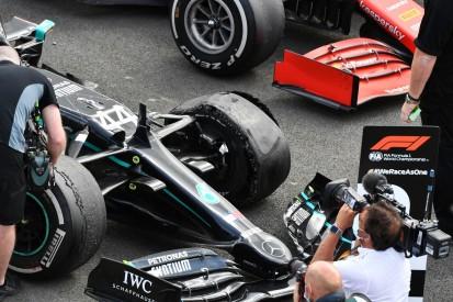 Pirelli-Analyse nach Reifenschäden in Silverstone: Trümmerteile nicht schuld
