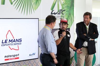 Alonso: Fans würden sich über virtuelles Indy 500 freuen