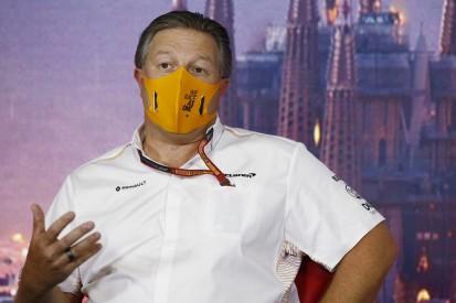 Zak Brown stichelt zurück: Nächste Runde McLaren vs. Racing Point