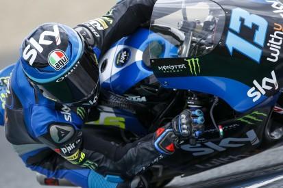 Moto3 Spielberg FT3: Vietti im Regen Schnellster, Kofler starker Vierter