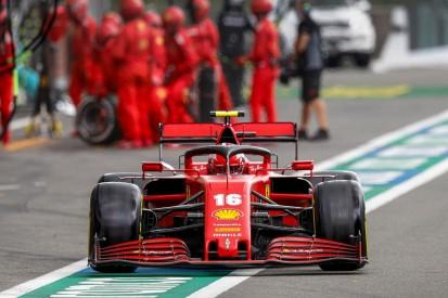 Druckluftverlust bei Leclerc: Ferraris Strategiechef erklärt das Spa-Desaster
