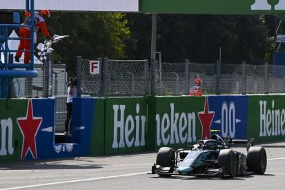 Nach Disqualifikation: DAMS poltert gegen die Haltbarkeit in der Formel 2