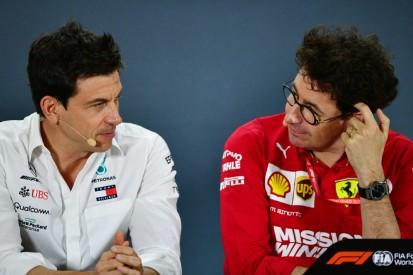 Formel-1-Liveticker: Wolff vs. Binotto: Darum ist die Beziehung unterkühlt