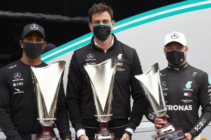 Mercedes: Das ist die Deadline für neuen Hamilton-Vertrag 2021