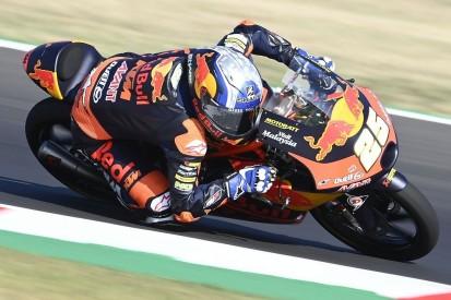 Moto3 FT1 Barcelona: Raul Fernandez beginnt mit Bestzeit