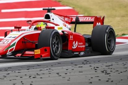 Mick Schumacher: Falsches Teil am Auto, aber keine Strafe