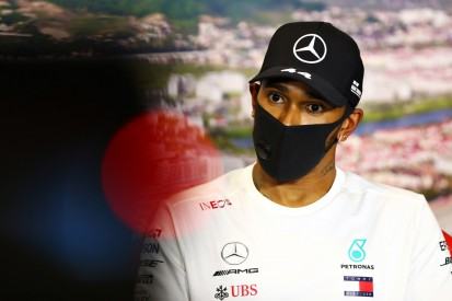 Gary Anderson: Lewis Hamilton hat so viele Strafpunkte nicht verdient