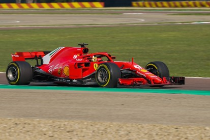 """""""Warm-up"""" in Fiorano: Mick Schumacher wieder im Formel-1-Ferrari"""