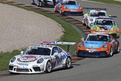Porsche-Carrera-Cup Sachsenring 2020: Siege für ten Voorde und Pereira