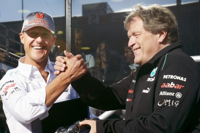 """Norbert Haug: Hamilton und Schumacher """"gehen den Leuten auf den Wecker"""""""