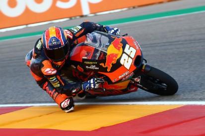 Moto3 Aragon: Pole für Raul Fernandez, KTM verbucht Reihe eins für sich