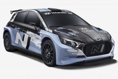 Hyundai präsentiert neues Kundensportauto i20 N Rally2