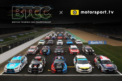 BTCC startet eigenen Kanal auf Motorsport.tv