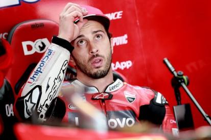 2020er-Ducatis abgeschlagen: Andrea Dovizioso blendet den WM-Titel aus