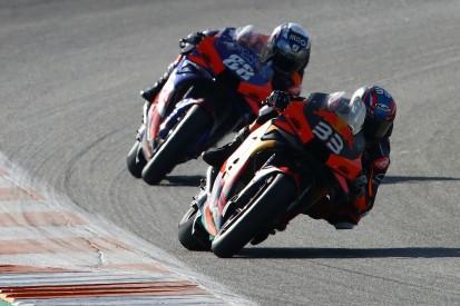 KTM arbeitet am Ride-Height-System - auch Espargaro eingebunden