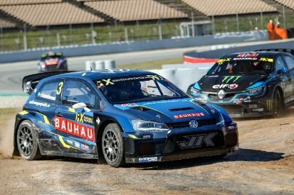 Rallycross-WM am Nürburgring abgesagt: Kristoffersson neuer Weltmeister