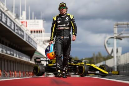 "Kontroverse FIA-Entscheidung: Fernando Alonso beim ""Young-Driver-Test"""