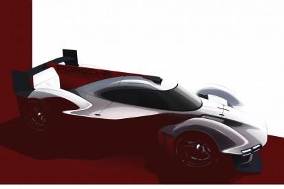 Porsche-LMDh ab 2023 in Le Mans, WEC und IMSA