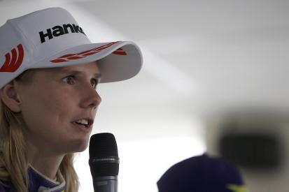 Visser: F1 support status won't change W Series paddock atmosphere