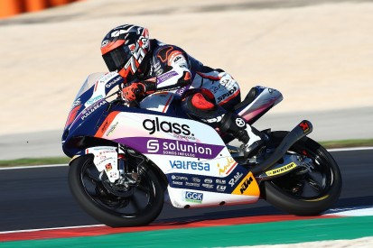 Moto3 Portugal: Arenas takes title in dramatic finale, Fernandez wins race