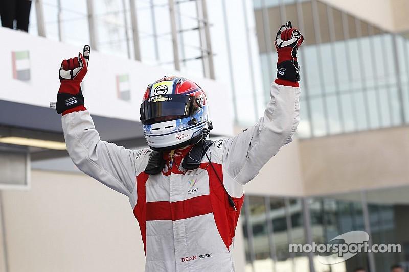 GP3 - Stoneman s'impose en course 1