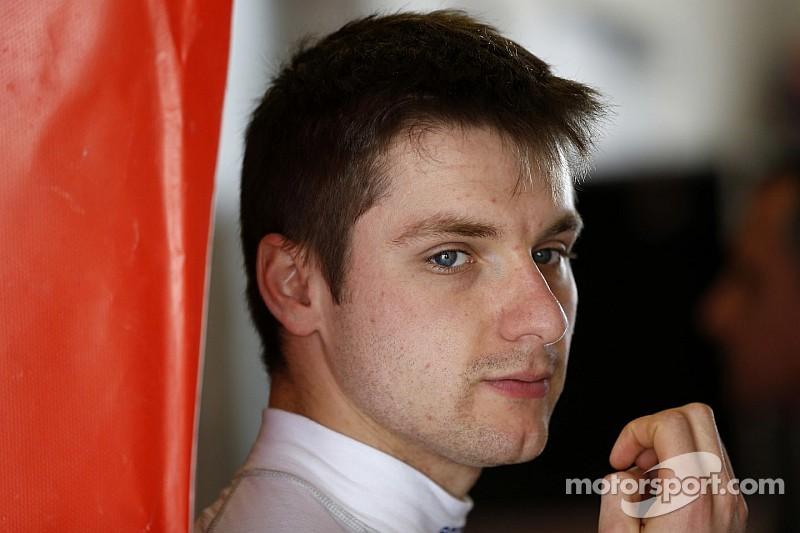 GP2 - Jordan King avec Racing Engineering